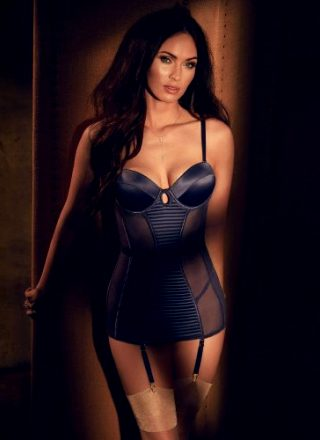 Megan Fox – Frederick's Fall/Winter 2017