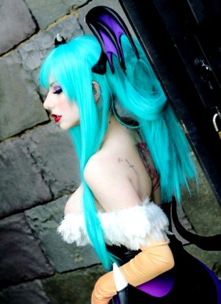 Morrigan By Giu Hellsing