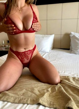Name A Better Duo Than Red Lingerie And Big Boobs I'll Wait Xoxo