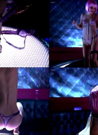 Natalie Portman As A Stripper In 'Closer'