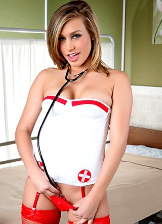 Nurse Leigh Cock Stalker – Kennedy Leigh – Doctor Adventures