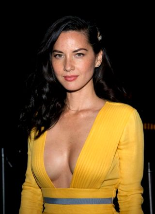 Olivia Munn And Her Freckles