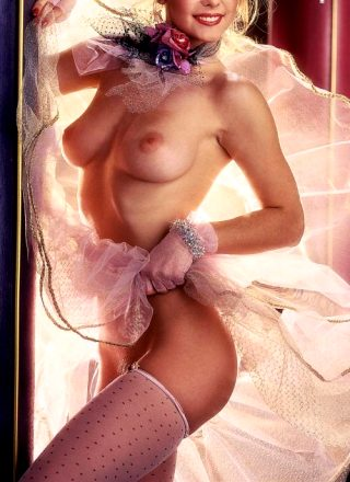 Playboy Elegant Blonde