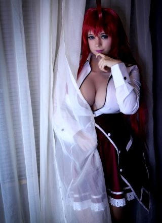 Rias Gremory By Lysande