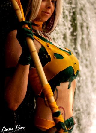 Savage Rogue By Lunaraecosplay