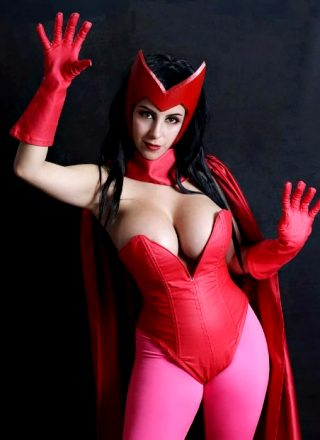 Scarlett Witch By Keira Lex