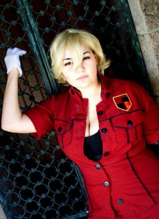 Seras Victoria From Hellsing Ultimate By BloodintheShadows