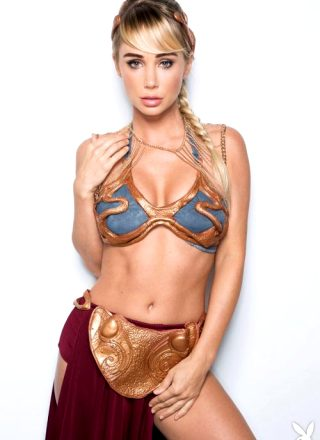 Slave Leia By Sara Jean Underwood