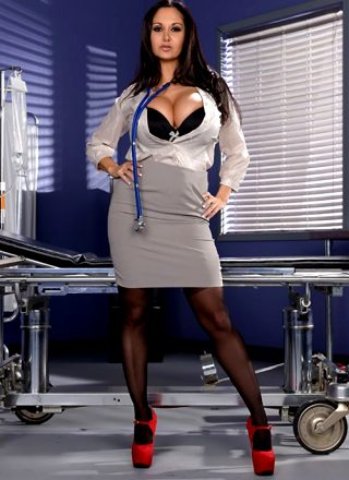 The Dick Doctor Ava Addams Doctor Adventures