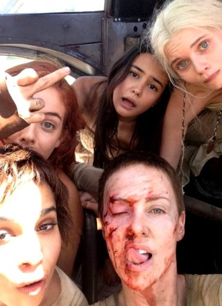 The Ladies Of Fury Road. Which One Was Your Favorite?