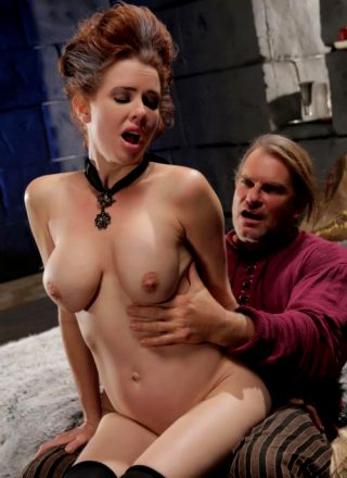Veronica Avluv – Hardcore Middle Ages