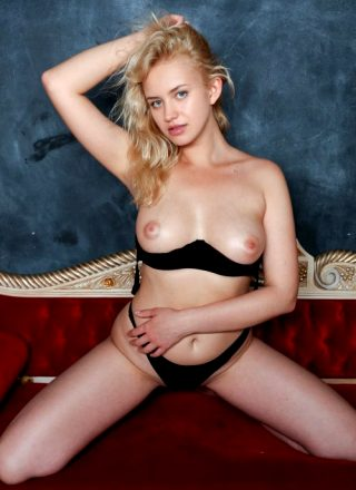 Watch4beauty Mandy Tee Passionate Blonde