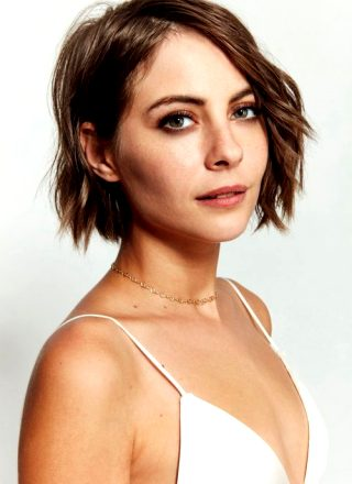Willa Holland Comic Con Photoshoot