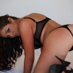 Caitlin Wynters – Hustler Lingerie - 11