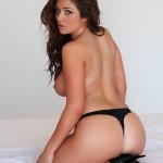 Caitlin Wynters – Hustler Lingerie - 20