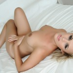 Amy Green – Naked On Her Bed - 10