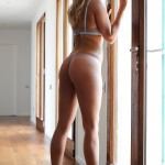 Amy Green – Stipping From Cute Lingerie - 2