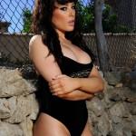 Charlotte Narni – Stripping From My Little Black Bodysuit - 13