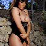 Charlotte Narni – Stripping From My Little Black Bodysuit - 14
