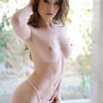 Jessica Impiazzi – Cute Pink Lingerie - 15