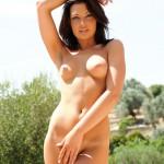 Jessica Spencer – Orange Bikini - 17