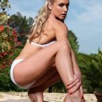 Kayleigh P – My White Bikini - 11