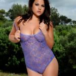 Robyn Hunt – My Blue Bodysuit - 0