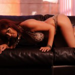 Verena Twigg Stripping From My Animal Lingerie - 6