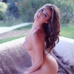 Chloe Goodman Stripping To Nude From Her Animal Bodysuit - 20