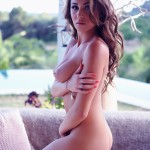 Chloe Goodman Stripping To Nude From Her Animal Bodysuit - 23