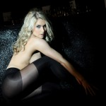 Kayleigh P – Black Panties - 8