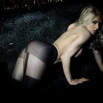 Kayleigh P – Black Panties - 15