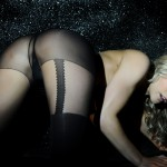 Kayleigh P – Black Panties - 18
