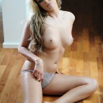 Leah Francis – Sexy Strip By The Window - 19