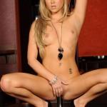 Natalia Forrest Shooting Near Stripper Pole - 22
