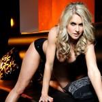 Kayleigh P – Black Bra And Panties - 5