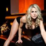 Kayleigh P – Black Bra And Panties - 6