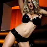 Kayleigh P – Black Bra And Panties - 9