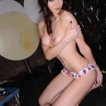 Natalie Taylor – Multi Colour Bikini - 21