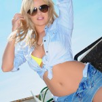 Amy Green – Sexy Truck Cowgirl - 4