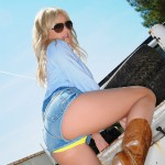 Amy Green – Sexy Truck Cowgirl - 5