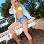 Amy Green – Sexy Truck Cowgirl - 12