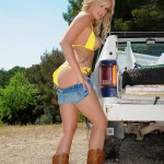 Amy Green – Sexy Truck Cowgirl - 17