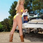 Amy Green – Sexy Truck Cowgirl - 18