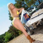 Amy Green – Sexy Truck Cowgirl - 19