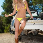 Amy Green – Sexy Truck Cowgirl - 20