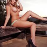 Ashley Emma – Lime Bikini - 9