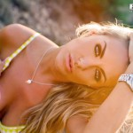 Becky Roberts – Yellow Bikini - 6