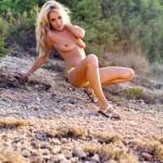 Becky Roberts – Yellow Bikini - 12