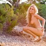 Becky Roberts – Yellow Bikini - 13